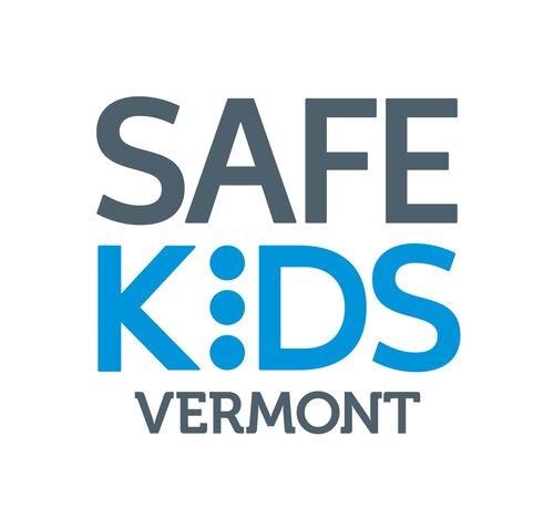 Safe Kids Vermont logo