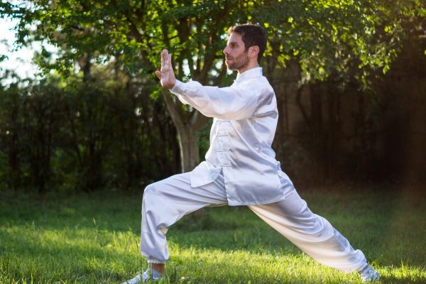 A Tai Chi Session with Anne Bower